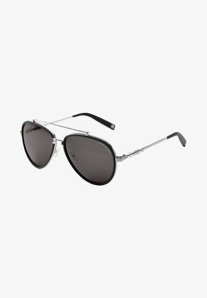 Sunglasses - Silver-shiny/matt black