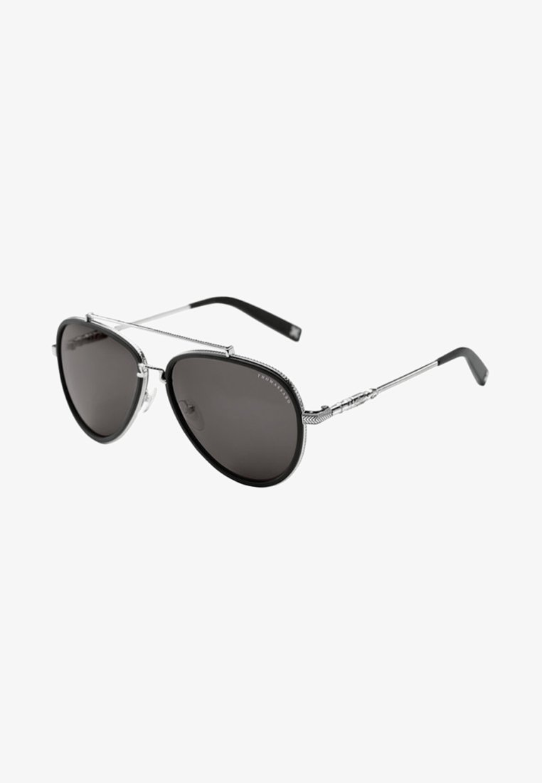 THOMAS SABO - Solbriller - Silver-shiny/matt black