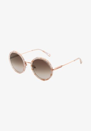 Sunglasses - rose gold