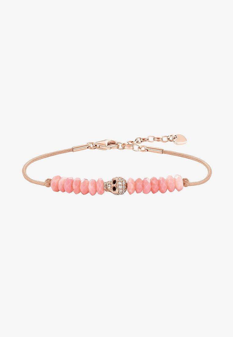 THOMAS SABO - Armband - roségoldfarben/pink