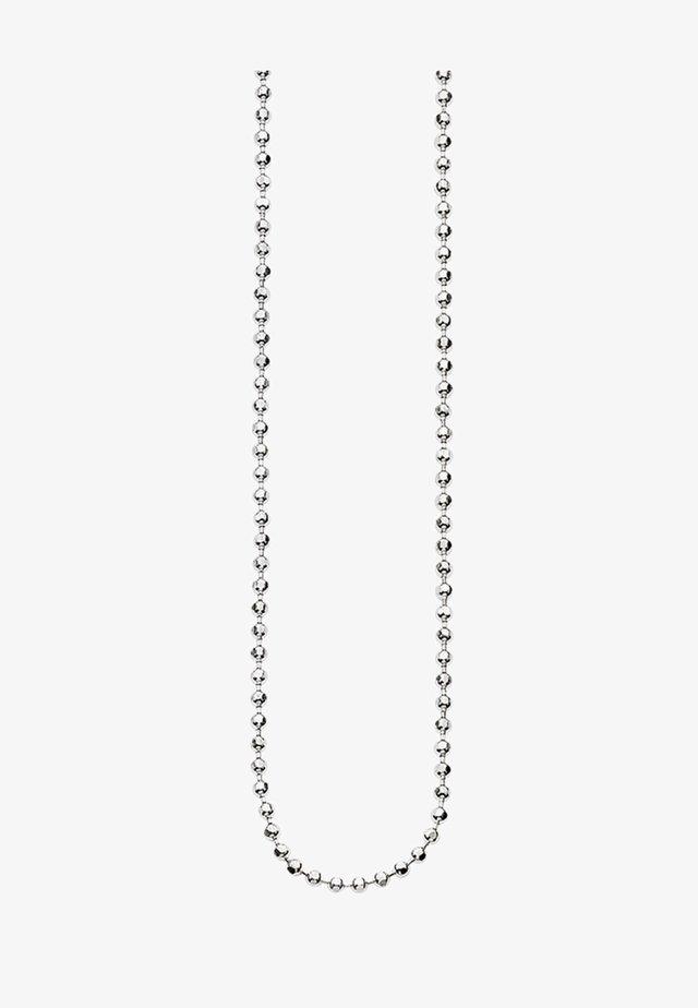 Halskæder - silver-colored