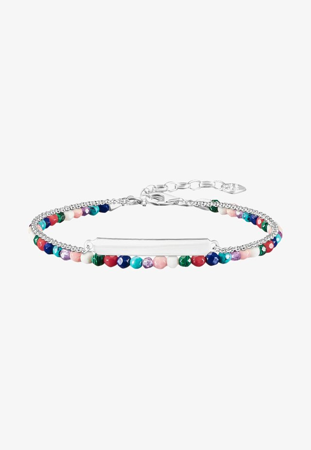 Armband - multi-coloured/red/green/turquoise