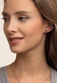 THOMAS SABO - Boucles d'oreilles - silver-coloured/black - 0