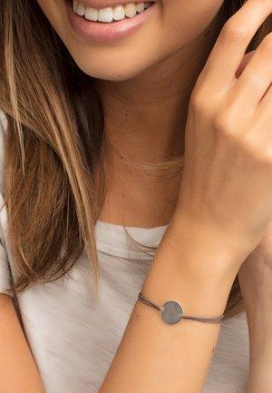 LITTLE SECRET - Armband - silver-coloured/grey