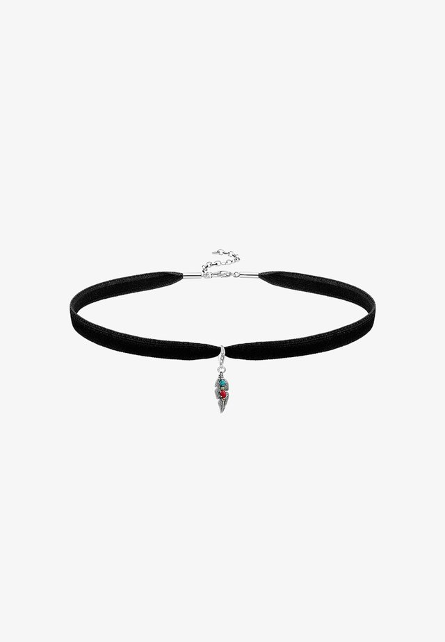 CHOKER SET - Necklace - multi-coloured