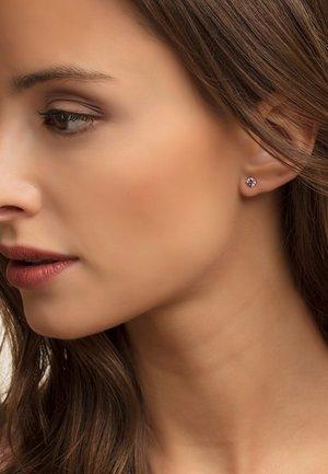 Earrings - rosegold-coloured/rose