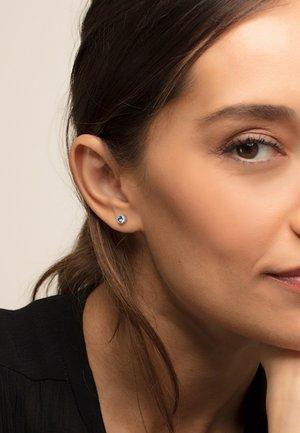 Earrings - silver-coloured/blue