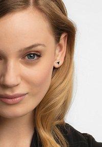 THOMAS SABO - Earrings - silver-coloured/black - 0