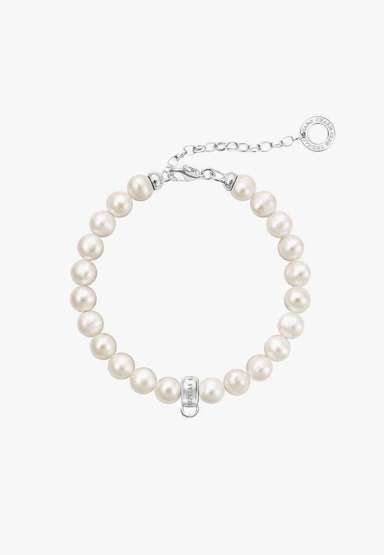 THOMAS SABO - Bracelet - silver-coloured/white