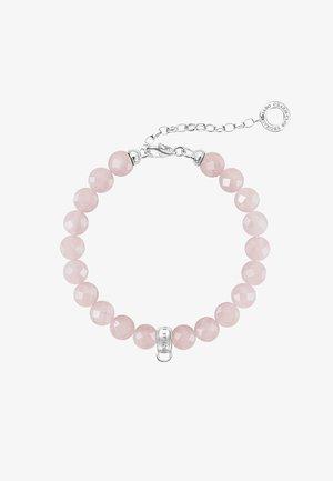 Bracelet - silver-coloured/rose