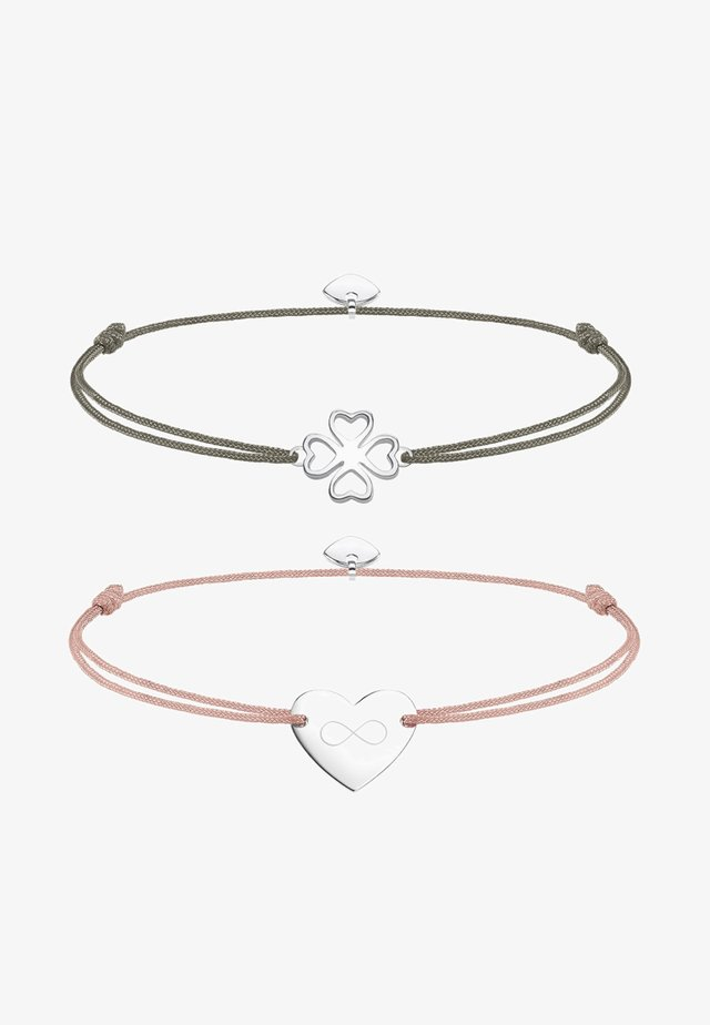 LITTLE SECRET SET  - Bracciale - silver-coloured