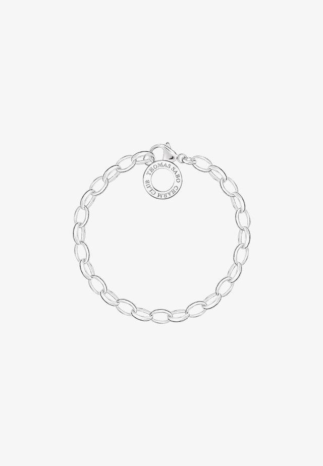 CLASSIC - Armband - silver coloured