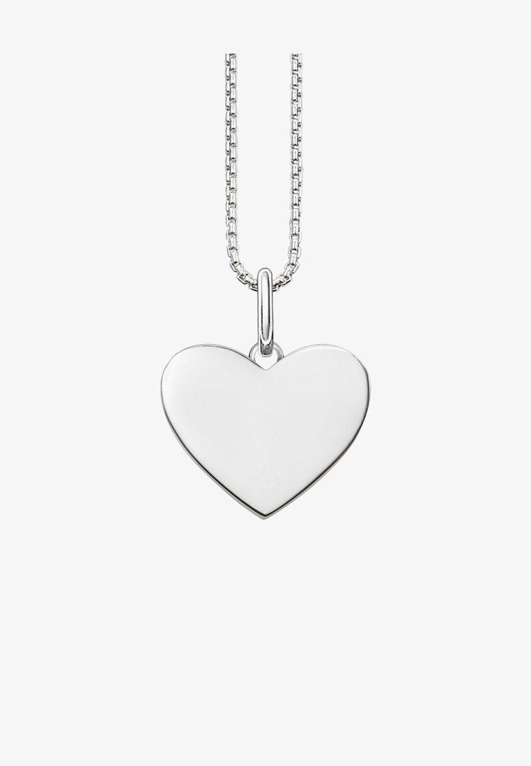 THOMAS SABO - HERZ  - Necklace - silver coloured