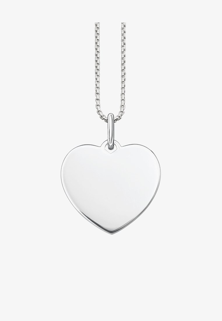 THOMAS SABO - HERZ  - Collana - silver coloured