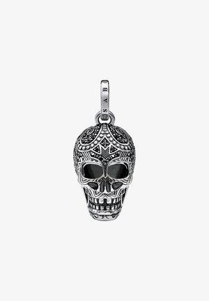 MAORI TOTENKOPF  - Pendentif - silver-coloured/black