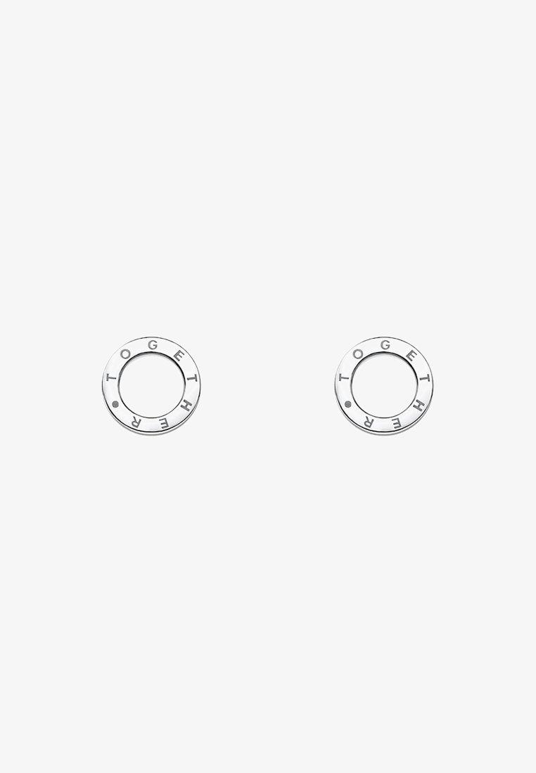 THOMAS SABO - KREISE TOGETHER  - Earrings - silver-coloured