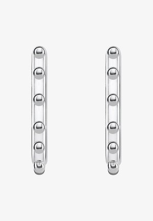 CREOLEN DOTS - Earrings - silver coloured
