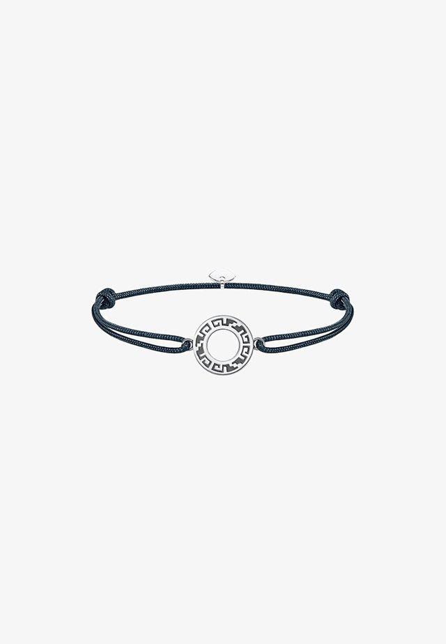 LITTLE SECRET ORNAMENT  - Armband - silver coloured, grey