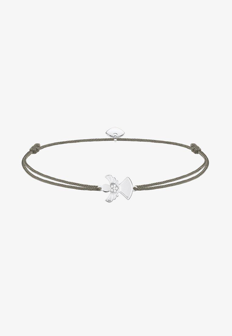 THOMAS SABO - LITTLE SECRET ENGEL - Armband - silver-coloured,grey,white