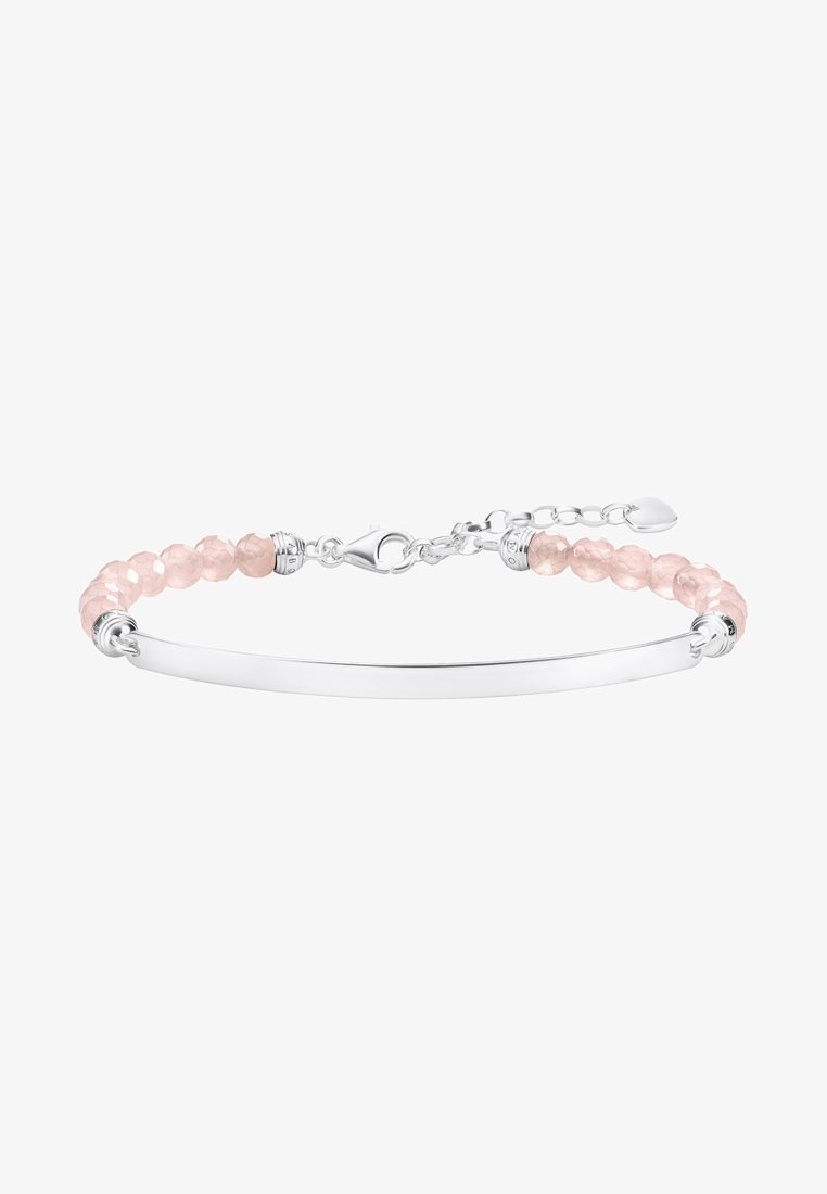 THOMAS SABO - Bracelet - silver-coloured/pink