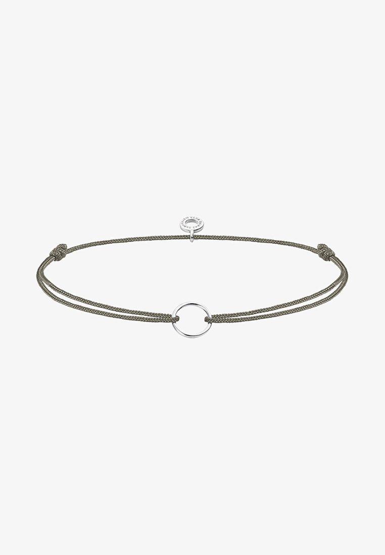 THOMAS SABO - LITTLE SECRET - Bracelet - silver-coloured/grey