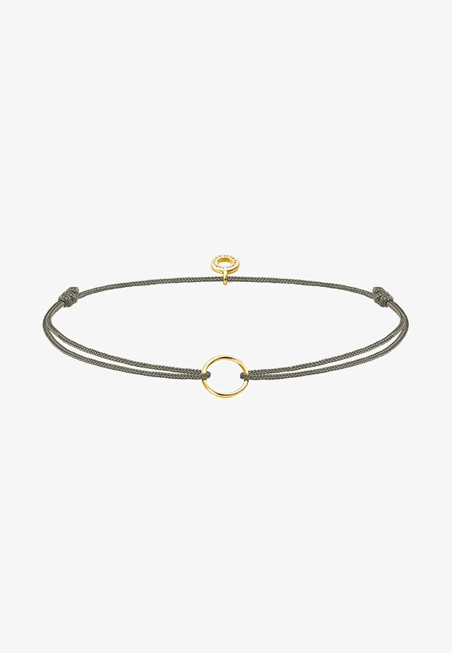 CHARM LITTLE SECRET KREIS  - Armband - gold-coloured, grey