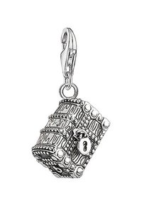 THOMAS SABO - SCHATZTRUHE  - Vedhæng - silver/turquoise/white - 2