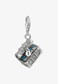 THOMAS SABO - SCHATZTRUHE  - Vedhæng - silver/turquoise/white - 1