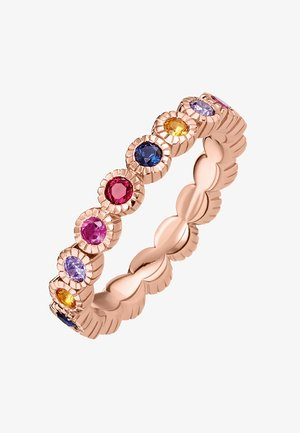 ROYALTY  - Ringe - rosegold-coloured