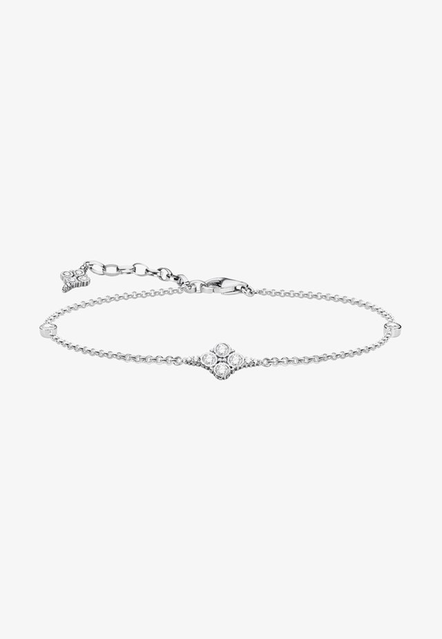 ROYALTY  - Armband - silver-coloured