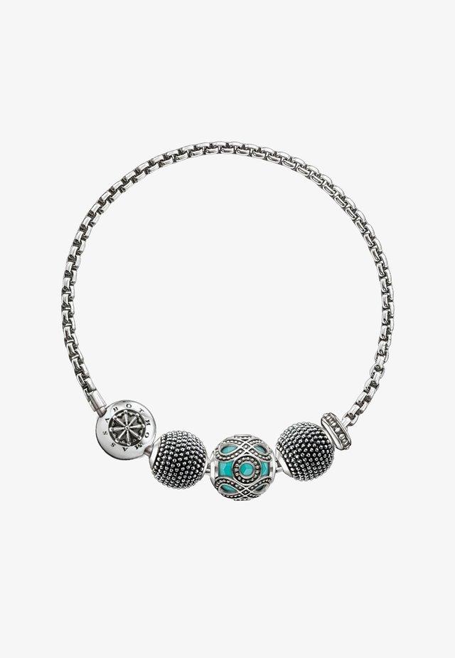KATHMANDU - Bracelet - silver-coloured