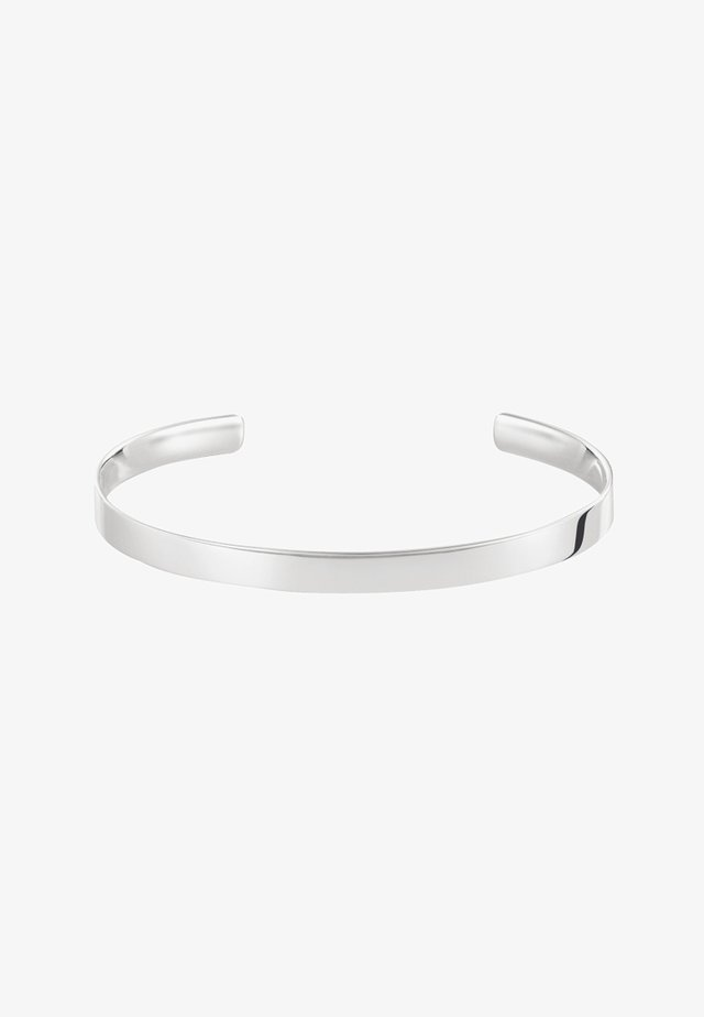 LOVE CUFF - Armband - silver coloured