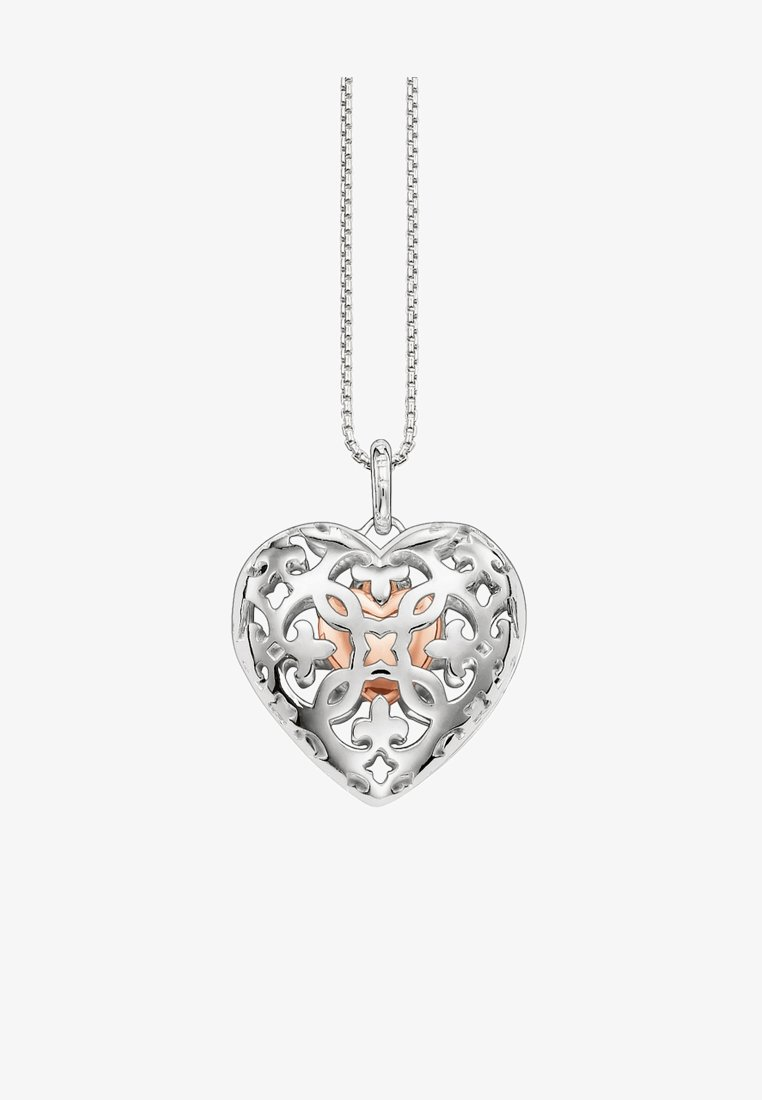 THOMAS SABO - Ketting - silver coloured/rose