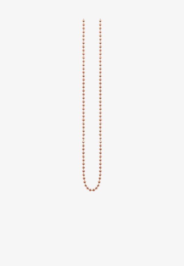 Halsband - rose gold