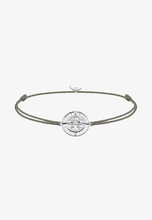 Armband - gray/white/silver