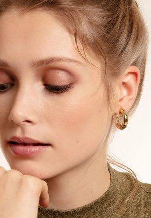 Boucles d'oreilles - yellow gold