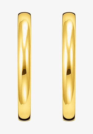 Earrings - yellow gold