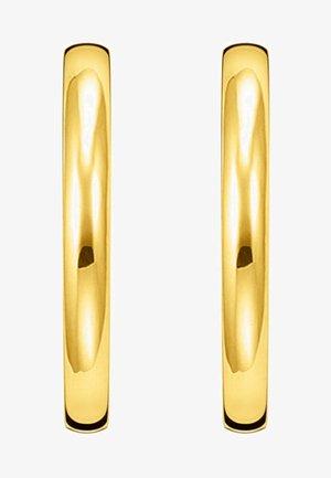 Oorbellen - yellow gold