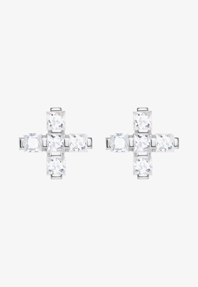 KREUZ - Boucles d'oreilles - silver-coloured