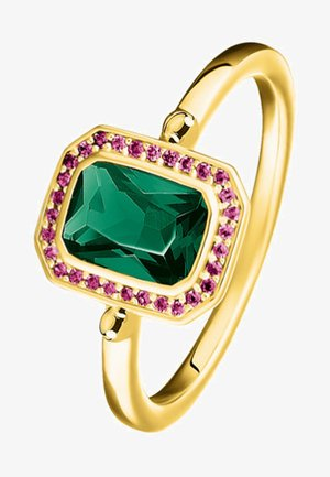 VER - Bague - green/gold-coloured