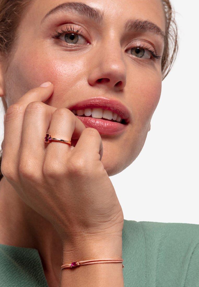 THOMAS SABO - LITTLE SECRET - Armband - beige/rosegold-coloured