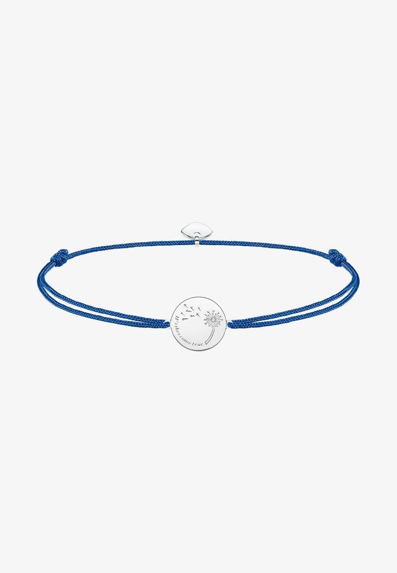 THOMAS SABO - Armband - white/blue/silver