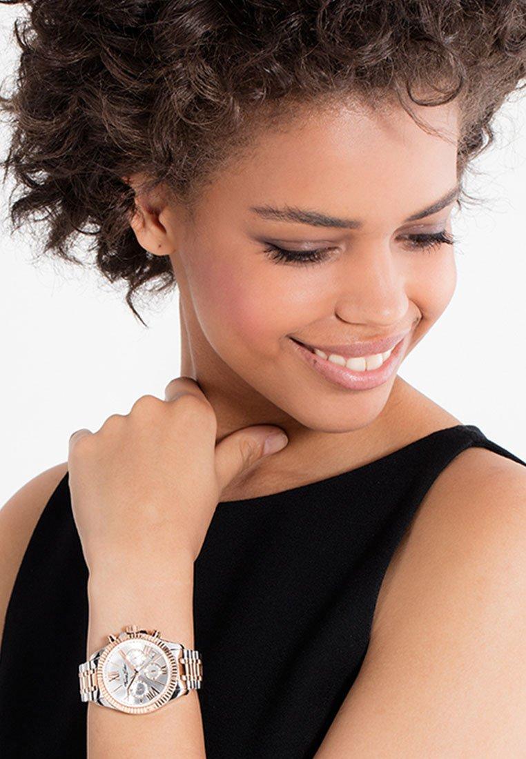THOMAS SABO - DIVINE - Chronograph watch - silberfarben/roségoldfarben