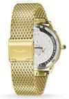 THOMAS SABO - GLAM SPIRIT - Watch - gold-coloured/green