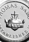 THOMAS SABO - Chronograph - silver-coloured