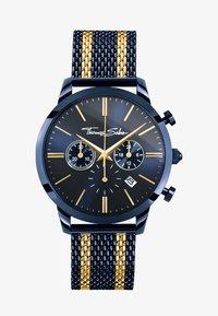 THOMAS SABO - REBEL SPIRIT CHRONO - Uhr - gold-coloured/blue - 0