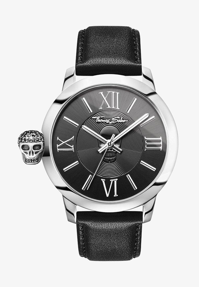 THOMAS SABO - REBEL WITH KARMA - Uhr - black/silver-coloured
