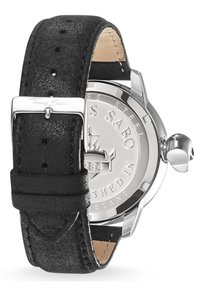 THOMAS SABO - REBEL WITH KARMA - Uhr - black/silver-coloured