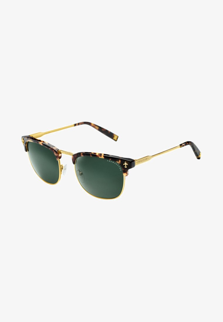 THOMAS SABO - Lunettes de soleil - yellow gold shiny/havana brown shiny