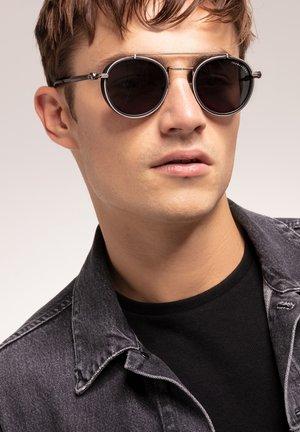 Sonnenbrille - gunmetal-matt/matt black